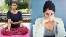 Acupressure Points for Stress | एक्यूप्रेशर प्वाइंट जो आपकी टेंशन को कर देगा छू मंतर | Boldsky