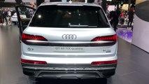 Audi Q7 : notre vidéo au Salon de Francfort