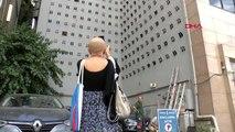 Kadın cinayetlerine dikkat çekmek için duvarda 440 çift ayakkabı ek görüntü