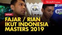 Indonesia Masters: Ini Alasan Terbesar Fajar / Rian Ikut Turnamen Level 100