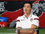 Akihito YAMADA  au LOU Rugby