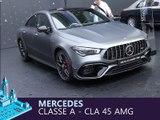 Mercedes Classe A 45 AMG et CLA 45 AMG en direct du salon de Francfort 2019