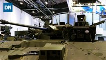 Check out the UK's new Ajax armored fighting vehicle