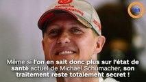 """Michael Schumacher serait  """"conscient"""" d'après les  révélations d'une infirmière !"""