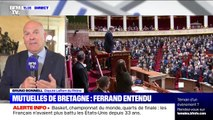 """""""La grande majorité des parlementaires fait confiance à Richard Ferrand"""" estime Bruno Bonnell, député LaRem du Rhône"""