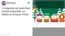 La série culte South Park arrive sur Amazon Prime et Netflix