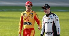 Backseat Drivers peg Team Penske for Round of 8