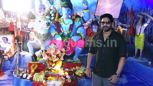 Nora, John and Others Spotted at T-Series Office to take blessing of Ganpati Bappa
