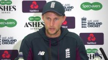 England's Joe Root pre 5th Ashes Test