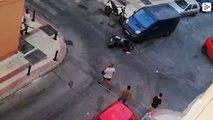El tiroteo en Capuchinos, Málaga, termina sin heridos