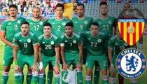 يورو بيبرز: مدافع جزائري يشعل المنافسة بين تشيلسي وفالنسيا