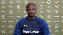Virgil the best CB in EPL - Kompany