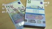 """""""Movie money"""", ces faux billets dont l'usage explose en France"""