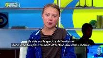 """""""Ça peut assurément être un avantage"""" : Greta Thunberg aborde le sujet de son autisme"""
