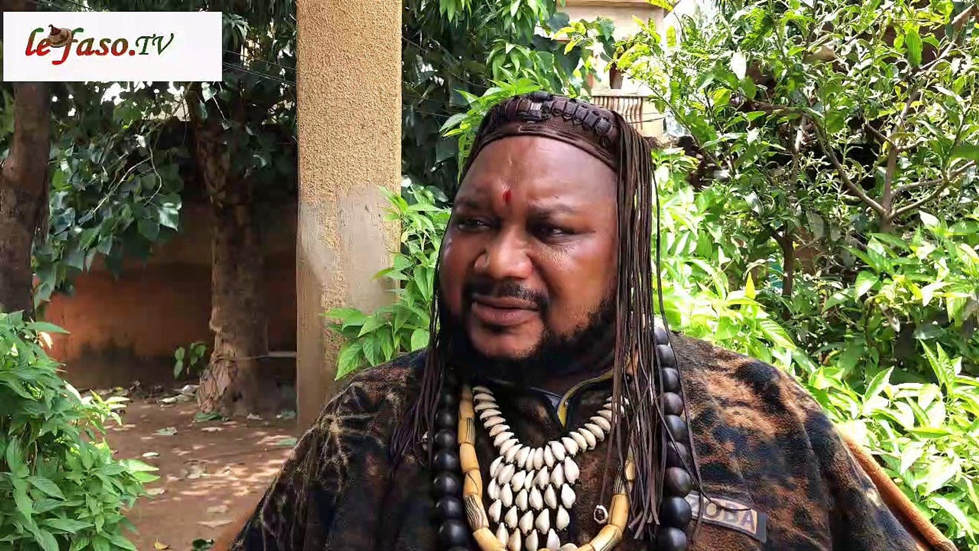 Me Drabo Yacouba, chef dozo  « Si vous refusez de collaborer avec les FDS parce que vous avez peur,
