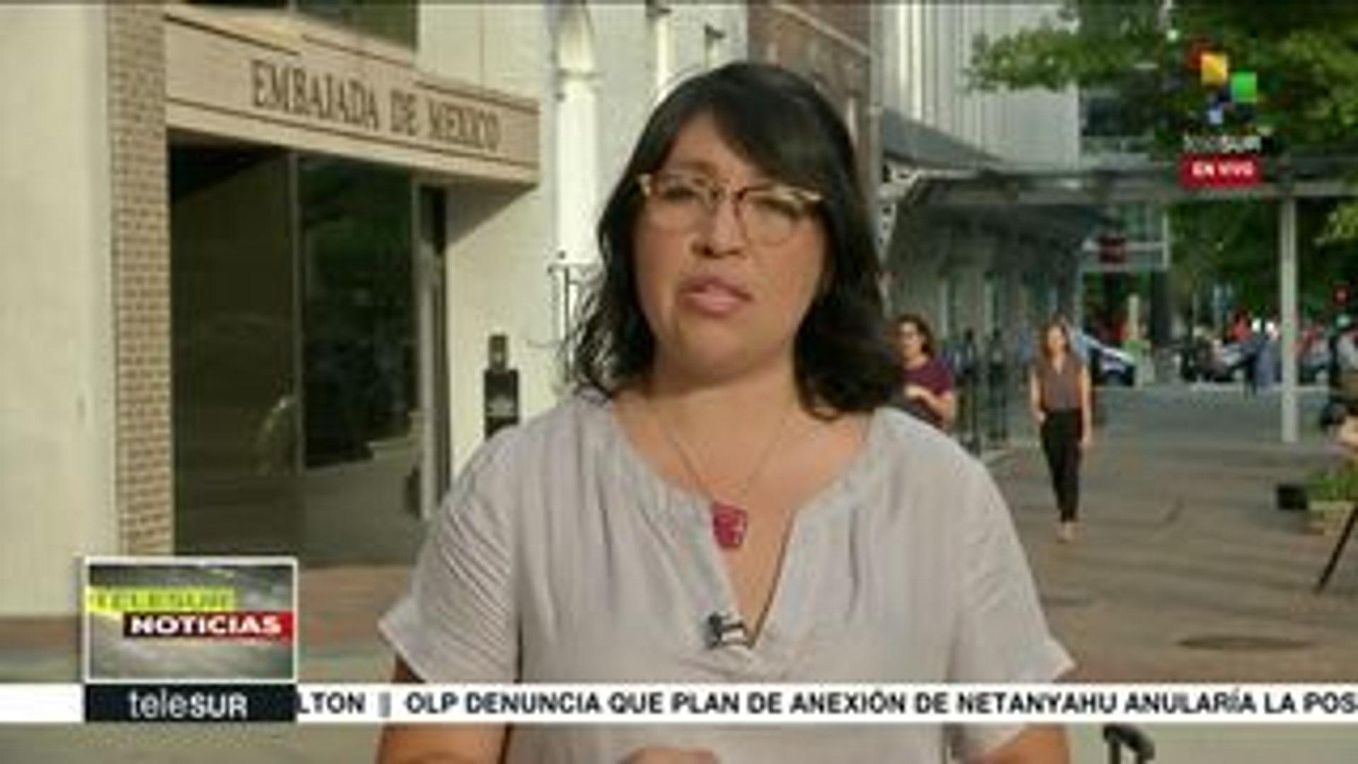 Canciller mexicano se reúne con Mike Pence para tratar tema migratorio