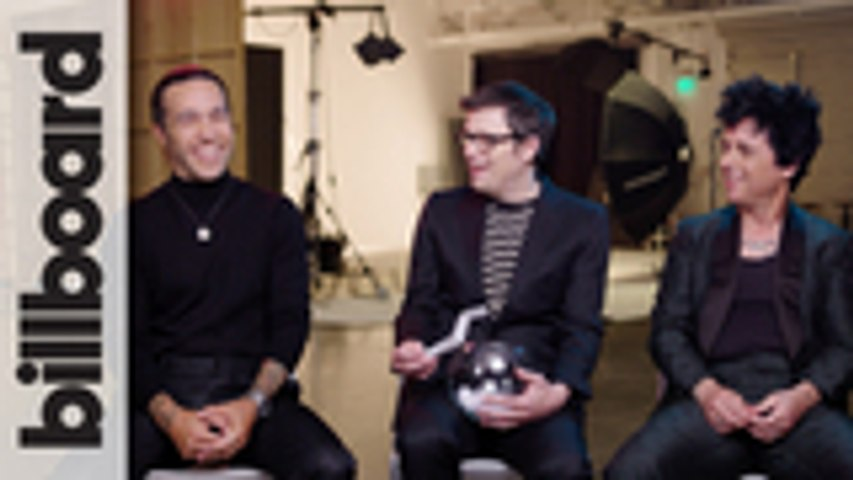 Fall Out Boy, Weezer & Green Day Play 'Fishing For Answers' | Billboard