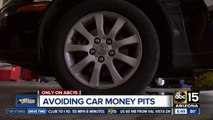 How to avoid car money pits