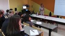 """JAP2019 - conférence de Corinne Neuhart : """"Pratiques de différenciation : quels gestes professionnels pour nourrir tous les élèves ?"""""""