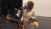 Kingersheim : Virginie Schaeffer en résidence à l'espace Tival