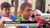 Más Madrid denuncia ante la Fiscalía la relación de Ayuso con Avalmadrid