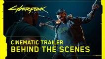 Cyberpunk 2077 - La création du trailer de l'E3 2019