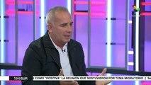 Bernal: Pretenden hacer ver a Venezuela como refugio del terrorismo