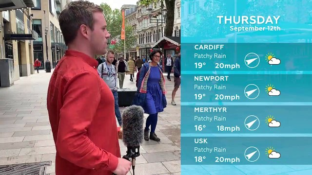 WEATHER: September 12th 2019