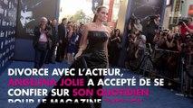 Angelina Jolie divorcée de Brad Pitt : Ses rares confidences sur sa nouvelle vie avec ses enfants