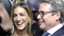 Sarah Jessica Parker et son mari Matthew Broderick ensemble à Broadway!