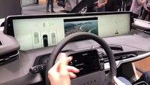 VÍDEO: Así de espectacular es el cockpit del Byton M-Byte