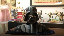 Darth Vader's original Star Wars helmet to go up for auction