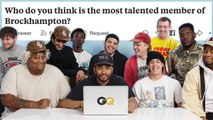 BROCKHAMPTON Goes Undercover on Reddit, YouTube and Twitter