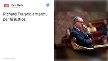 Mutuelles de Bretagne : Richard Ferrand entendu par la justice à Lille