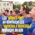Le tout premier match international de foot féminin du 3e âge