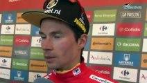 "Tour d'Espagne 2019 - Primoz Roglic : ""I made a mistake"""