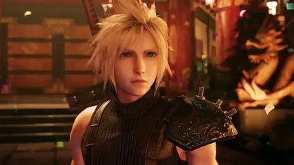FINAL FANTASY VII REMAKE Tokyo Game Show 2019 Trailer (Closed Captions)