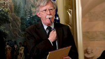 What Iran thinks of Bolton's resignation