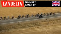 Summary - Stage 17 | La Vuelta 19