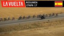 Resumen - Etapa 17 | La Vuelta 19