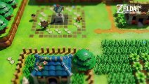 The Legend of Zelda: Link's Awakening - Tráiler extendido