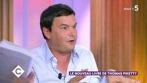 Capital et idéologie : le nouveau livre de Thomas Piketty - C à Vous - 11/09/2019