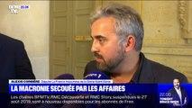 """Alexis Corbière (LFI): """"Je ne fais pas de commentaire sur les affaires judiciaires des autres"""""""