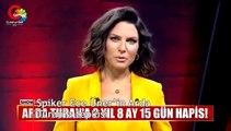 Spiker Ece Üner'in Arda Turan'a tepkisi