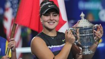 Andreescu hungry for more after U.S. Open win