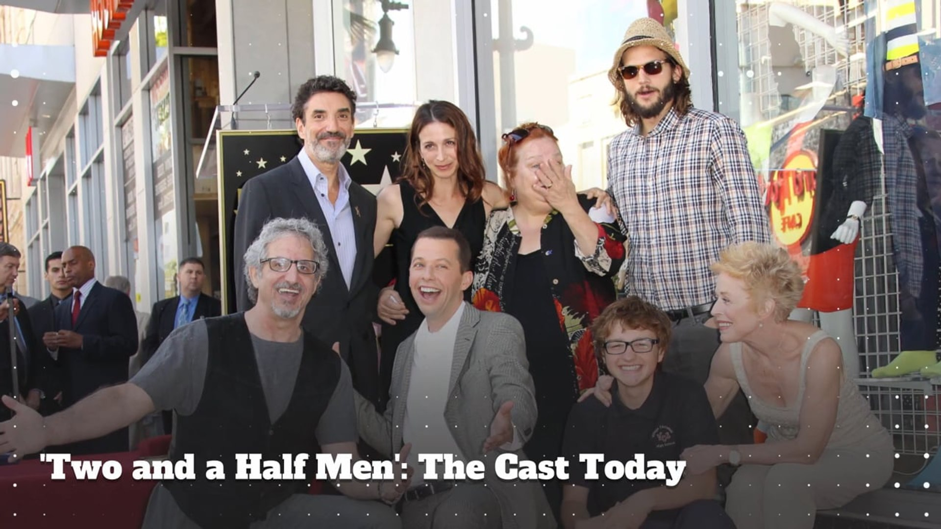 Two And A Half Men This Is The Cast Today
