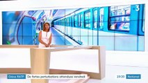 Grève RATP : des fortes perturbations attendues vendredi