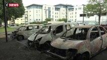 Quimper : nuit de violence dans le quartier de Kermoysan