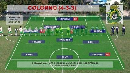 Colorno - Rolo 3-1: highlights e interviste