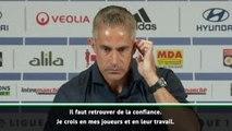 """5e j. - Sylvinho : """"Je crois en mes joueurs"""""""